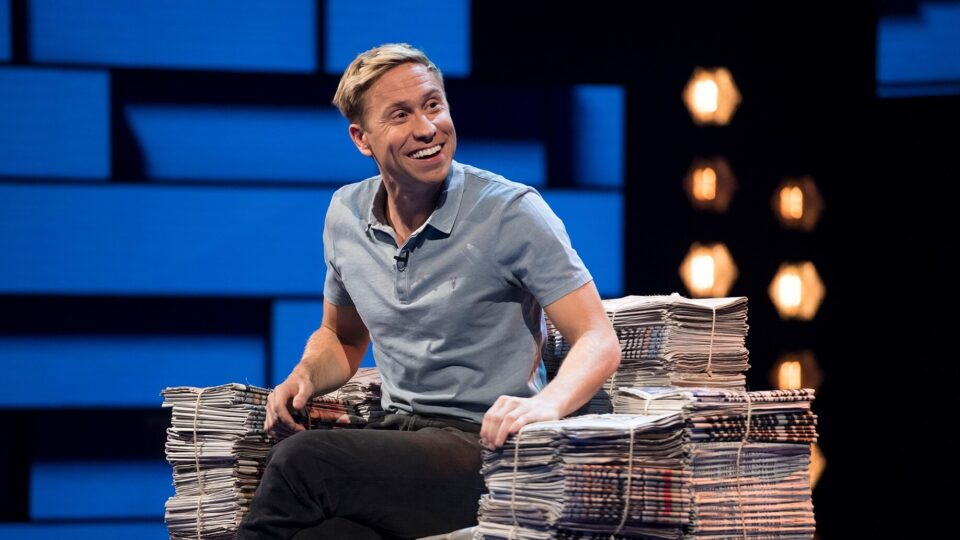 Russell Howard Hour gets two more Sky series