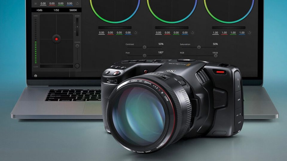 Blackmagic releases updates for top products