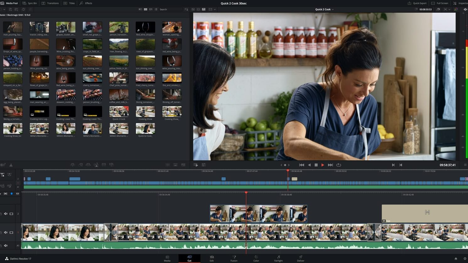 Blackmagic releases Da Vinci Resolve 17