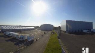 New film studios opens in Hampshire