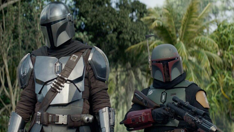Watch: Virtual production tech on The Mandalorian S2