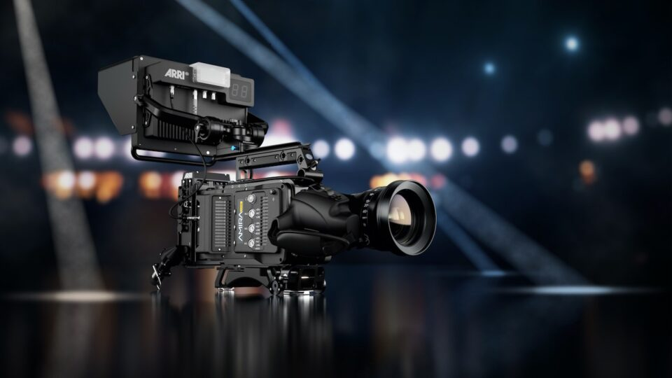 Arri unveils Amira Live for live multicam shoots