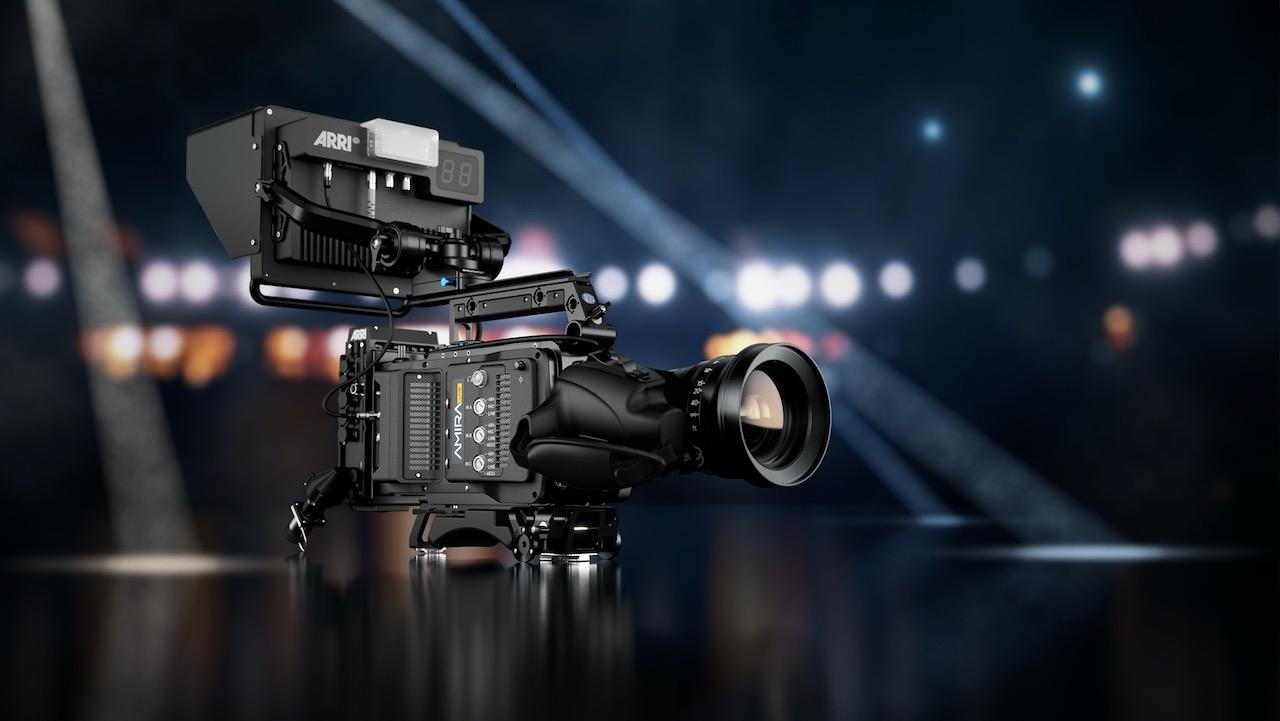 Arri unveils Amira Live for live multicam shoots