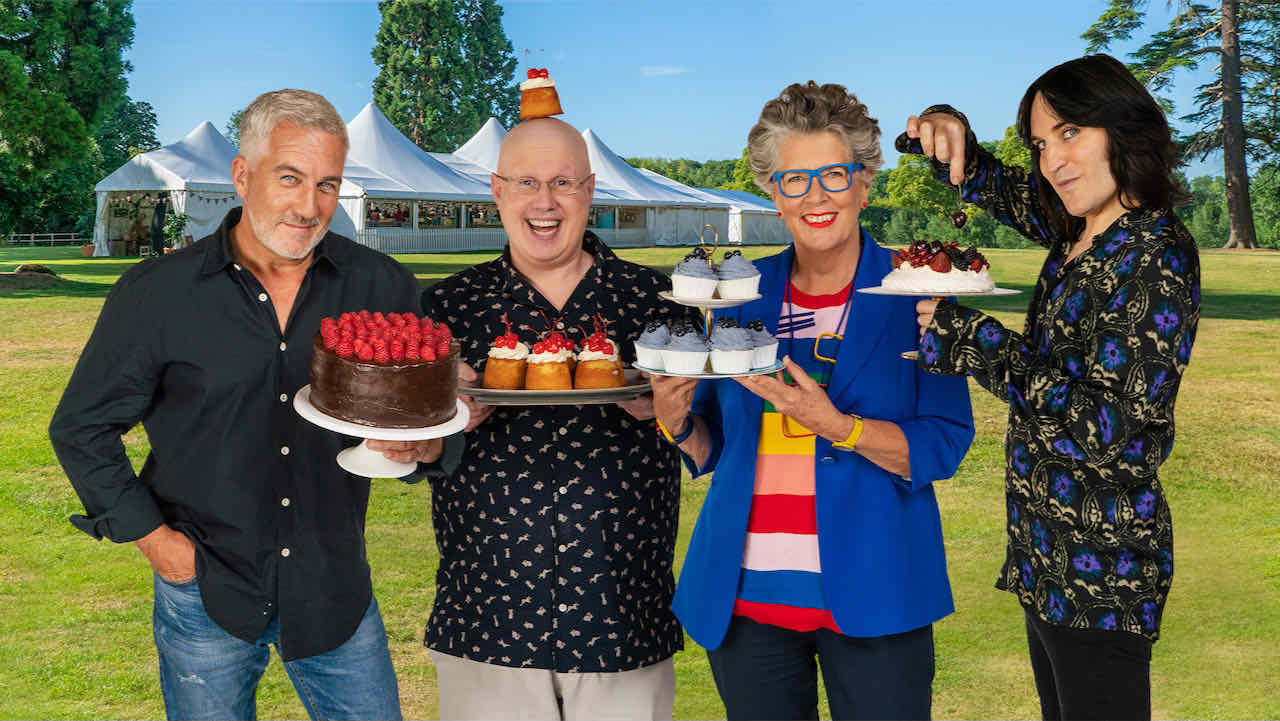 Prue Leith gets gardening for C4