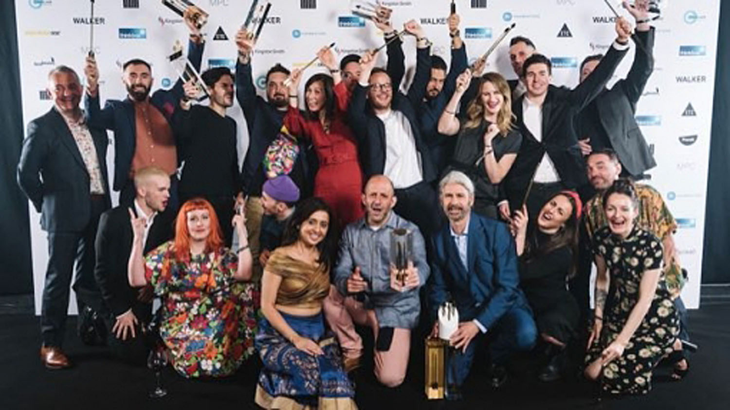 British Arrows: 14 awards for Nothing Beats a Londoner