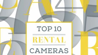 Survey: The Top Ten Pro Rental Cameras