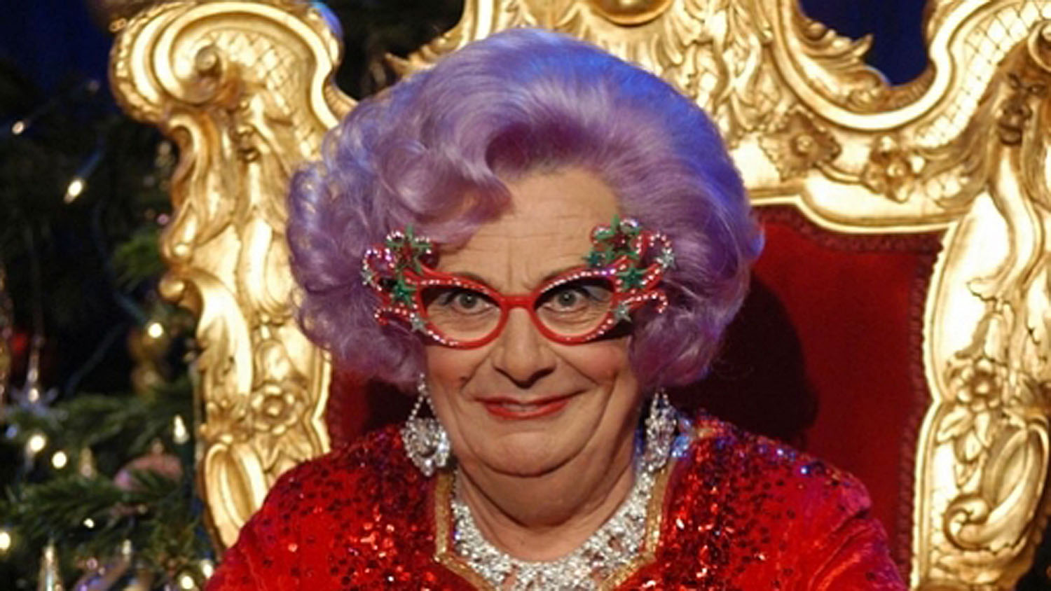 BBC orders Dame Edna special