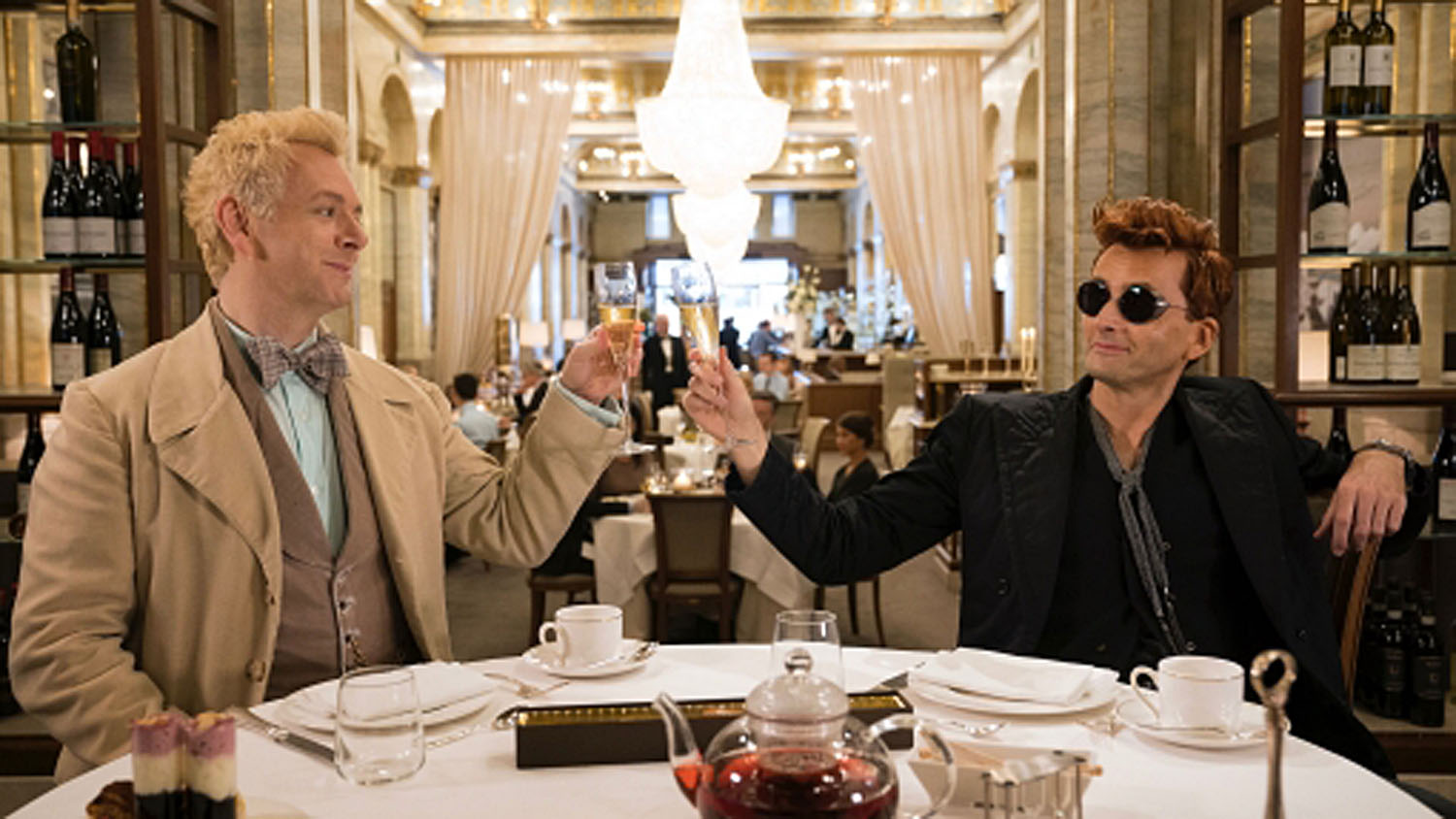 Good Omens: Behind the Scenes