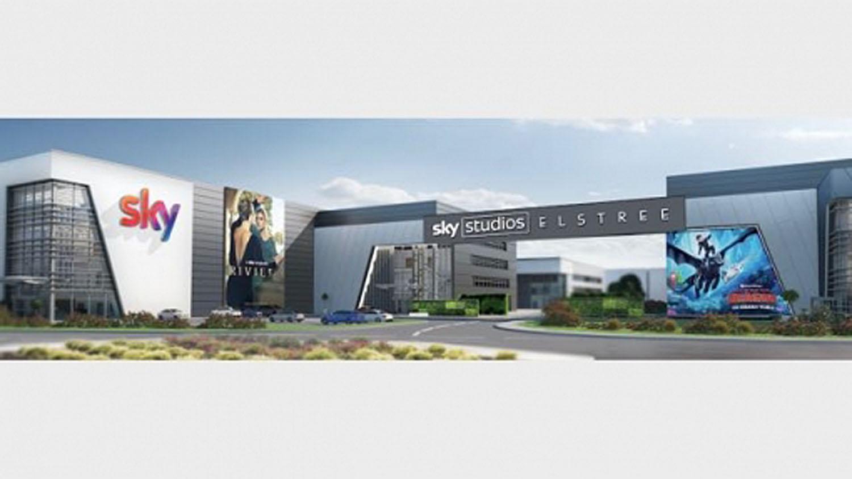 Sky to develop major new studio at Elstree