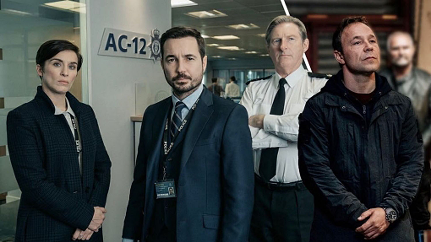 BBC1 orders legal drama from Line of Duty producer