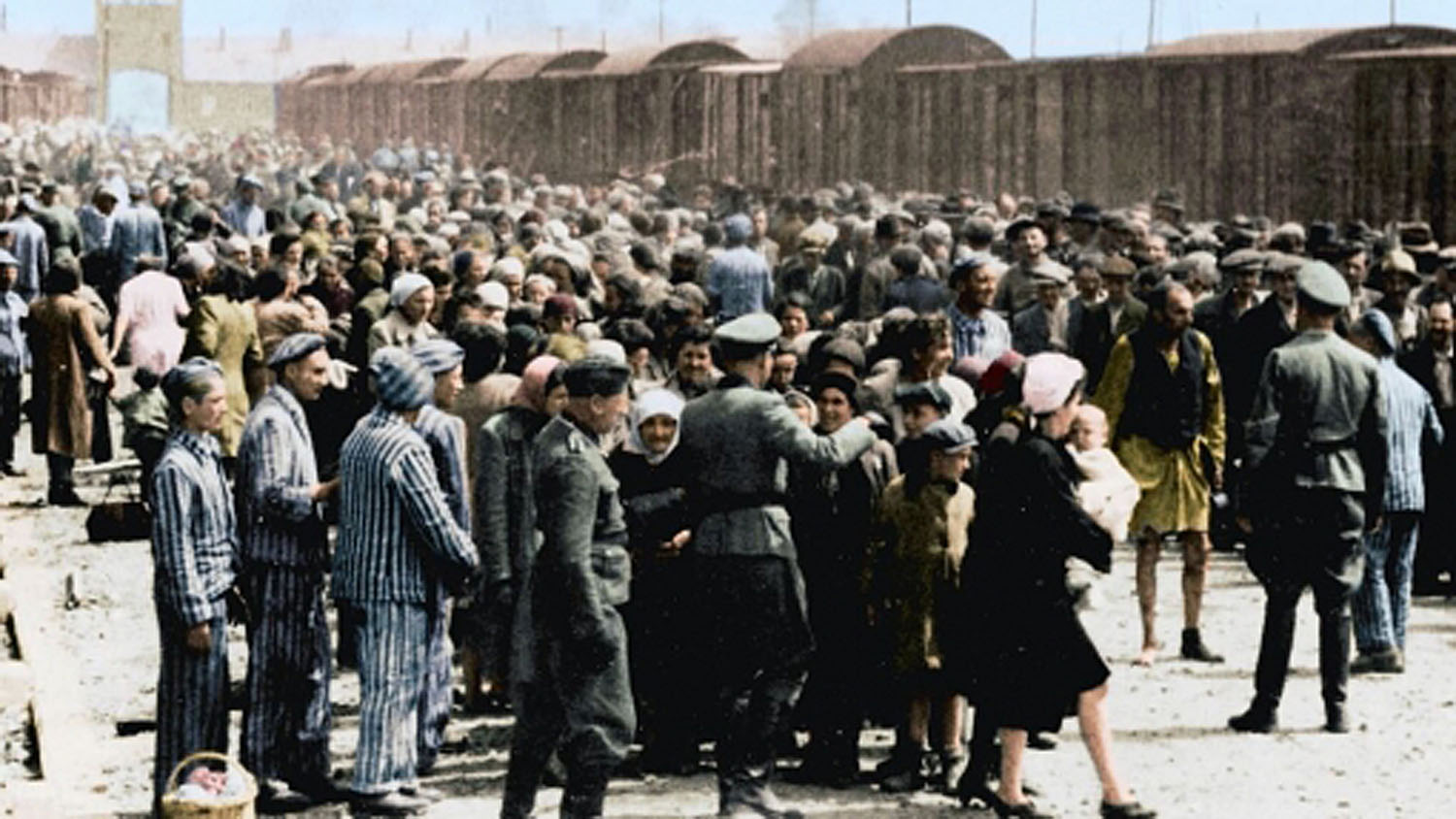 Fulwell73 produces Auschwitz Untold In Colour for More4