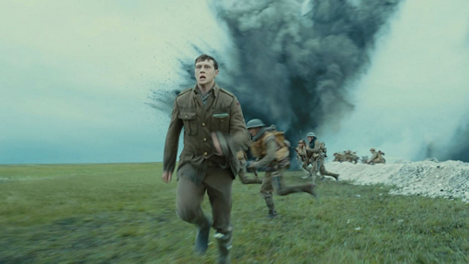 Record £3.6bn spend in UK on film and high end TV