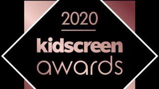 Studio AKA take home awards at Kidscreen