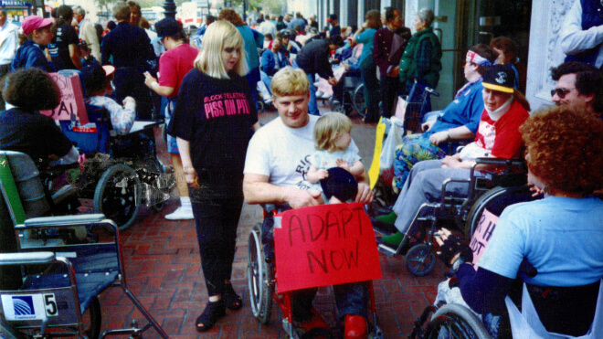Dragonfly to make disabled rights factual drama