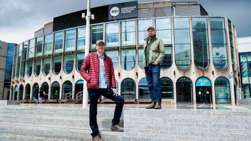 Sky Studios, Birmingham Rep tie for comedy writing scheme