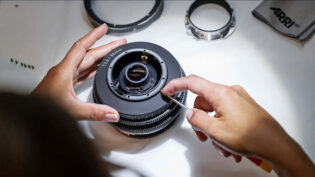 ARRI develops two new large format lens series