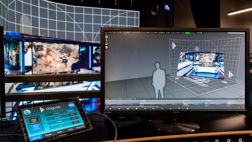 Ncam and disguise partner on Virtual Studio Tech
