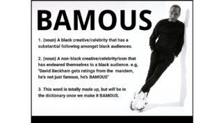 Dane Baptiste fronts 'Bamous' comedy ent show for BBC3
