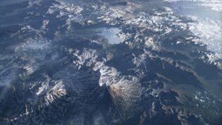 Moonraker's satellite vfx for Silverback's Perfect Planet