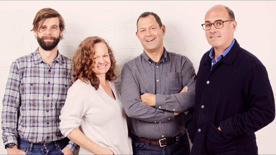 DNEG leaders launch beloFX backed by Lis Murdoch