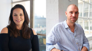 Betty makes Cooke and Harrison joint Creative Directors