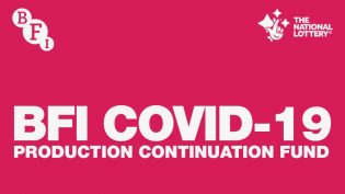 £2m BFI COVID-19 Production Continuation Fund opens