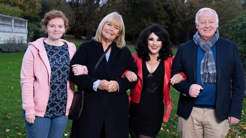 ITV brings Birds of a Feather back for Xmas special