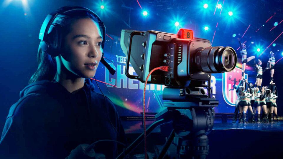 Blackmagic unveils new studio camera family