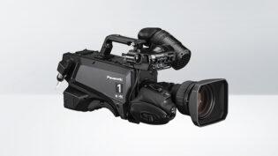 Panasonic unveils new 4K Studio Camera system