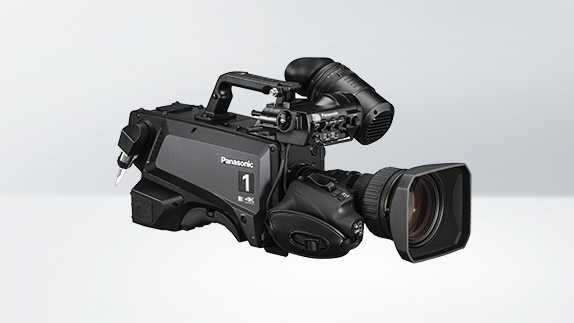 Panasonic unveils new 4K Studio Camera system