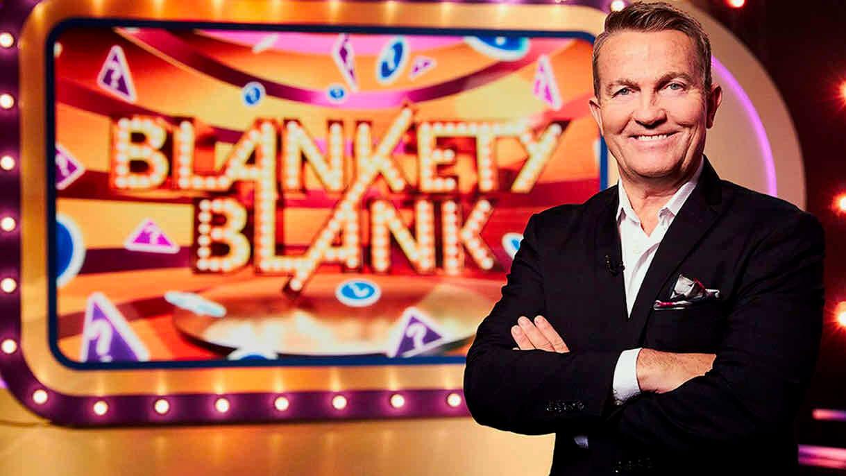 BBC takes Blankety Blank to series