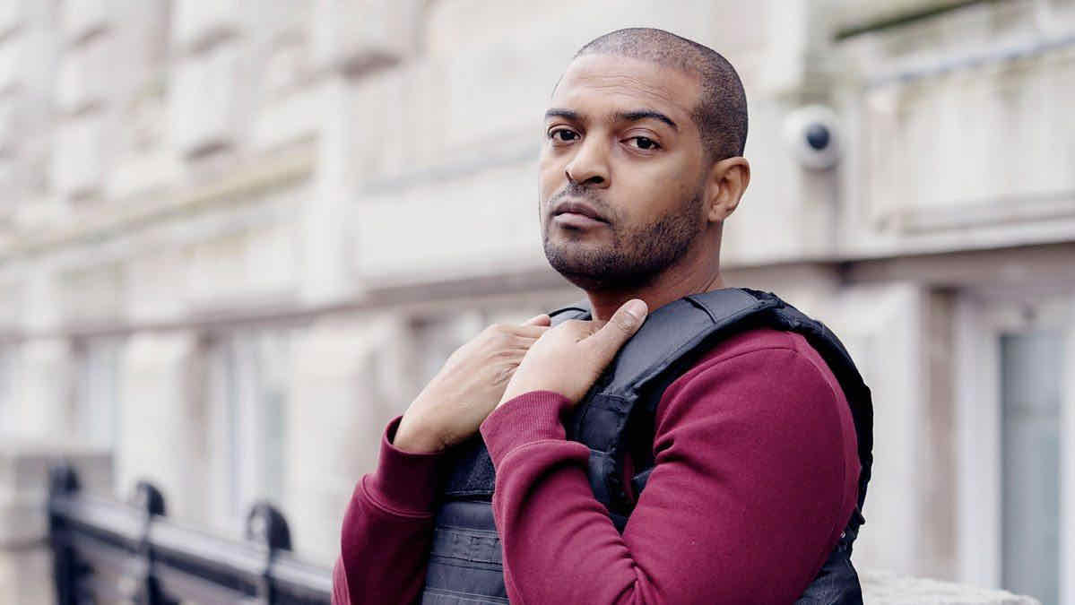 Sky suspends all productions with Noel Clarke