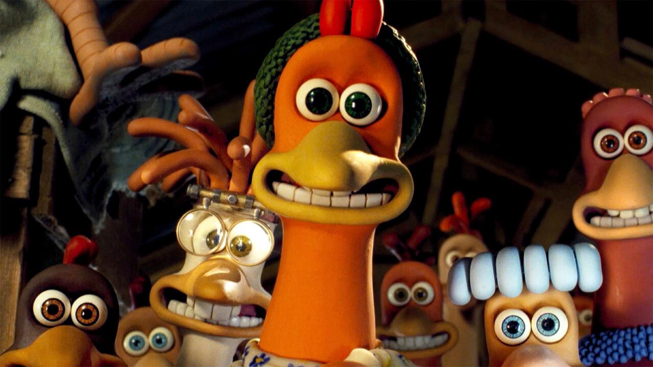 Aardman's Chicken Run sequel races to Netflix