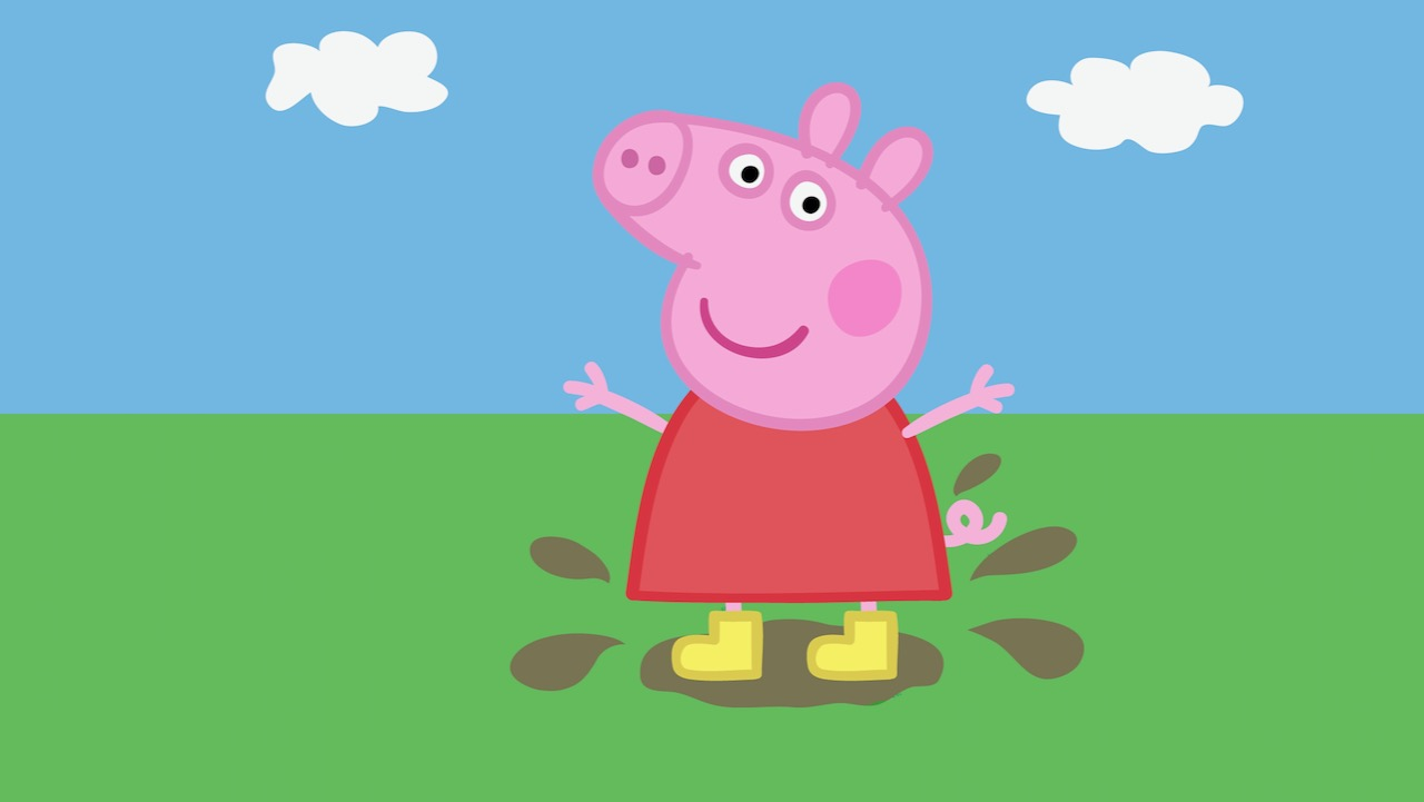 Peppa Pig adopted by Karrot