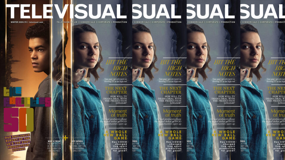 Televisual Winter issue lands