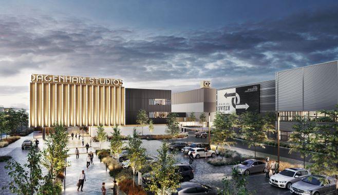 Dagenham film complex gets final greenlight