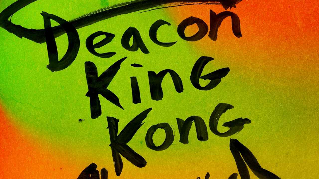 Sister to adapt McBride's Deacon King Kong
