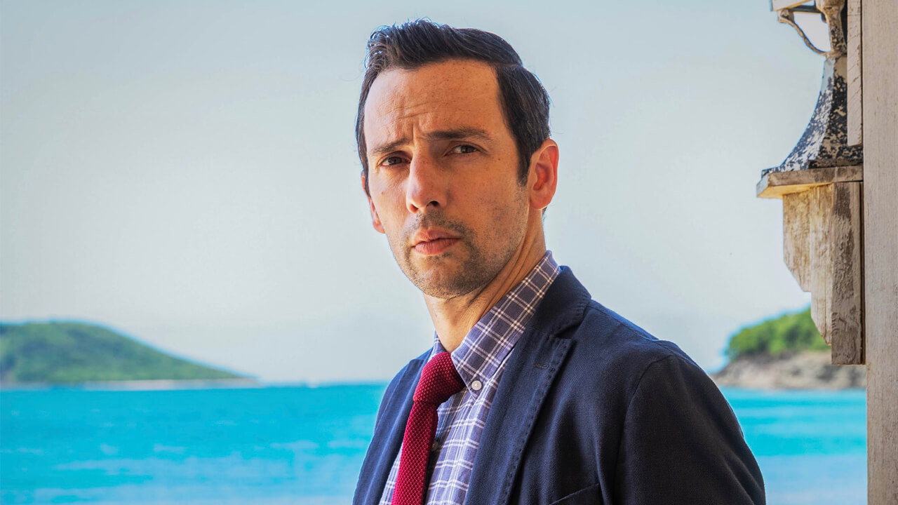 Shooting restarts on Death in Paradise