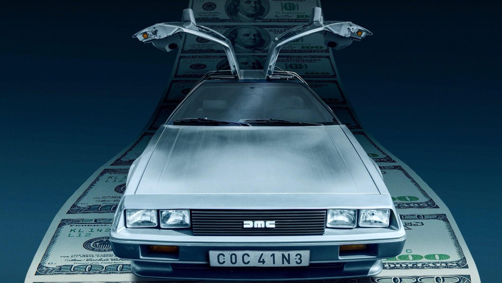 Fired Up Films scores Netflix 3-parter on DeLorean