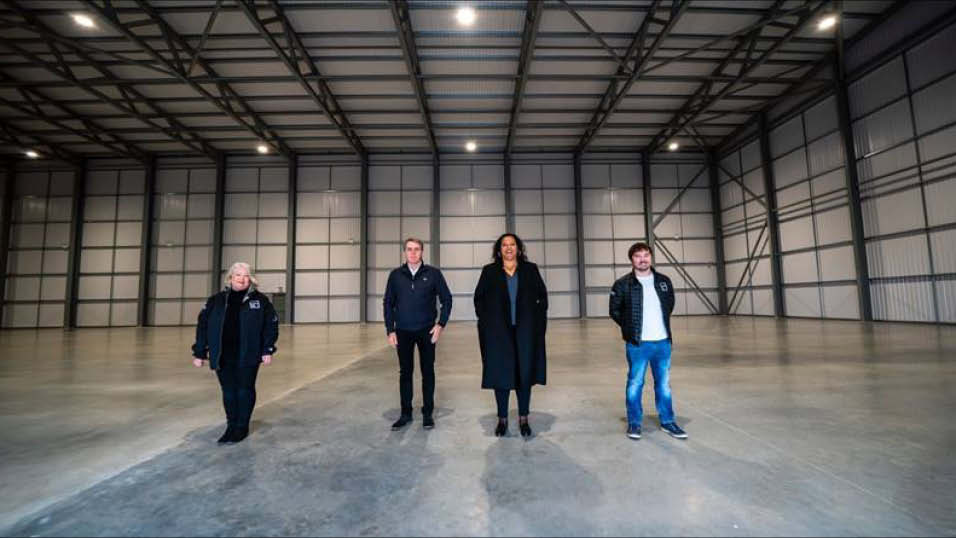Liverpool studio opens for business
