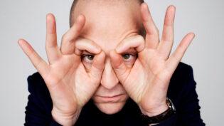 Derren Brown returns to C4 with new live stunt