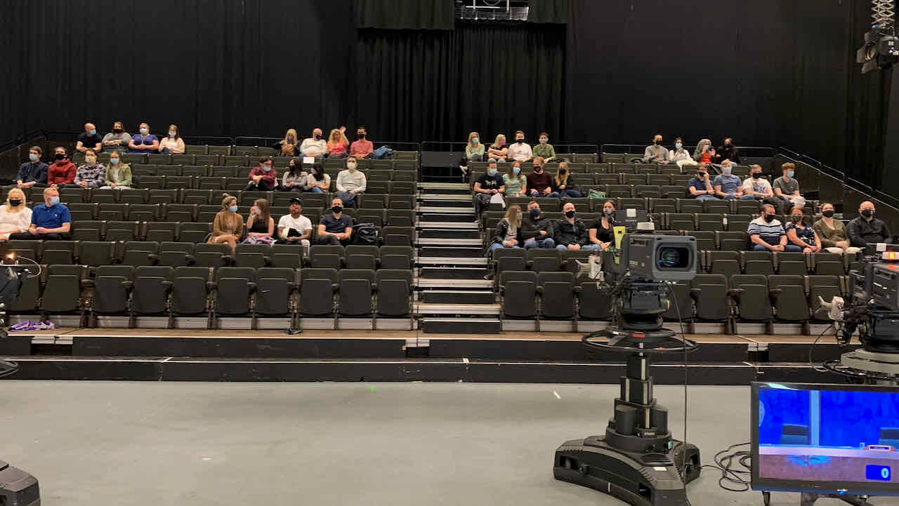 Audiences back at dock10