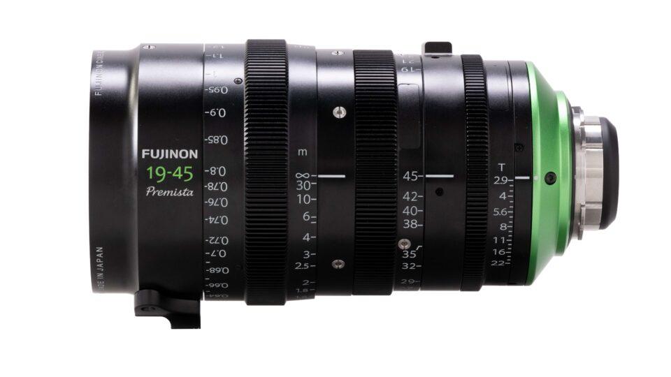 Fujifilm launches new Premista range lens