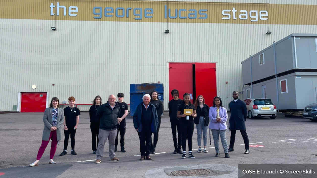 Elstree's Screen Excellence centre opens for recruits