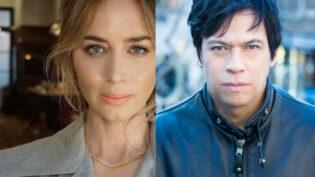 Emily Blunt, Chaske Spencer to star in Blick drama