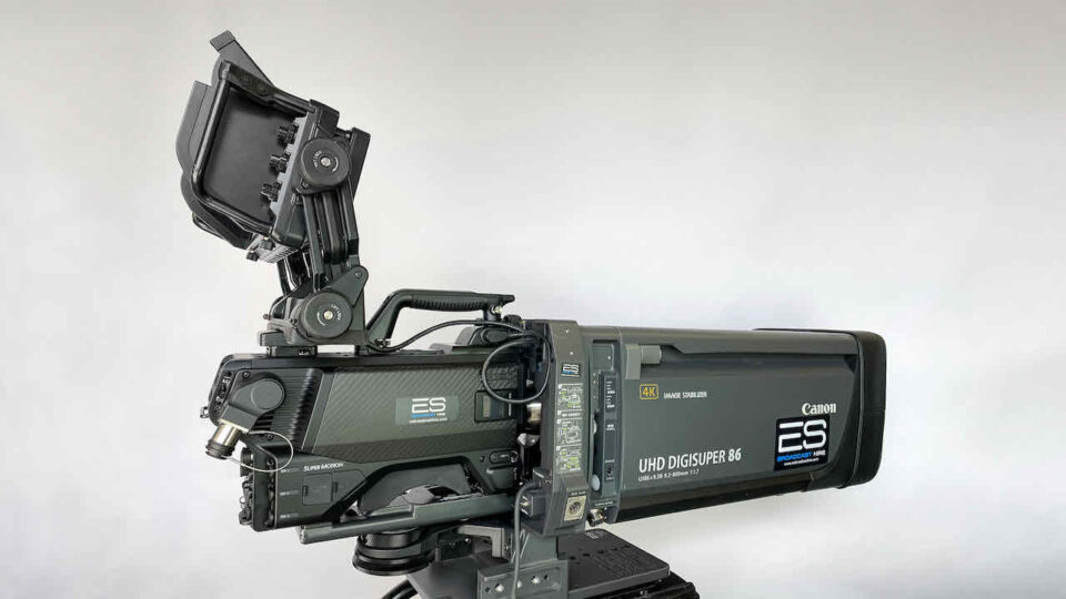 ES Broadcast gears up ahead of sporting summer