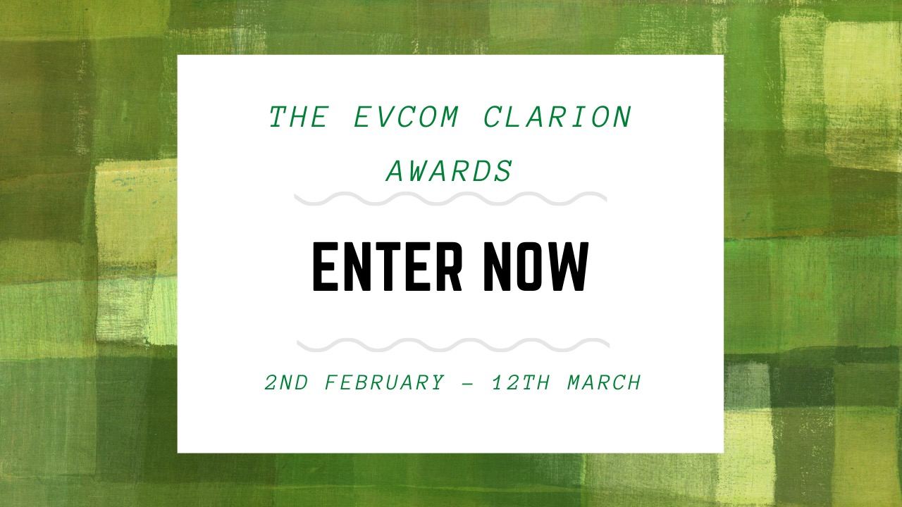 Evcom launches call for entries for Clarions