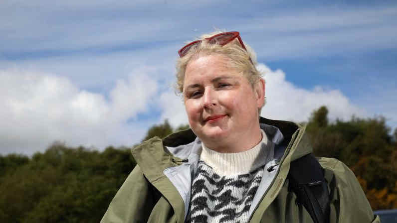Derry Girls star explores NI for Waddell and C4