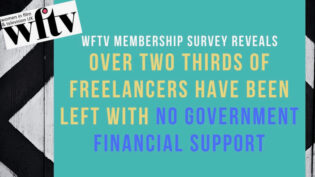 Survey shows 67% of freelancers getting no support