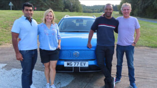 North One amps up Fifth Gear Recharged for Discovery